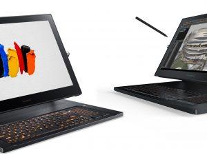 Acer's ConceptD 9 Pro Active Pen NX.C4SET.006 17.3-Inch Convertible w/ Core i9 & Quadro RTX 5000 מחשב נייד למעצבים
