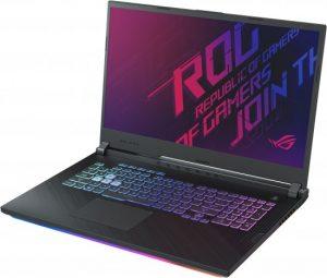 מחשב נייד לגיימרים Asus ROG Strix SCAR III G531GV-AZ343T – צבע שחור