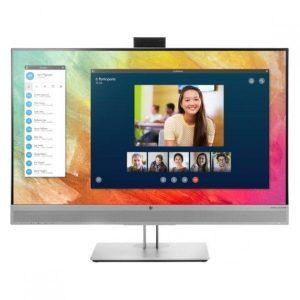 מסך מחשב כולל מצלמה  HP EliteDisplay E273m 1FH51AS 27 אינטש Full HD