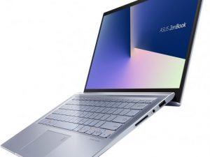 מחשב נייד Asus Zenbook 14 UX431FA-AM131 – Utopia Blue Metal