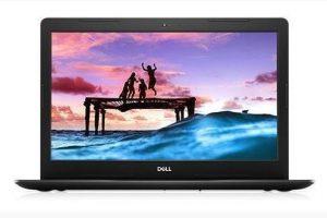 מחשב נייד DELL INSPIRON 3593 15.6 FHD(1920*1080)/I5-1035G1/8GB/512GB/INTEL UHD/WINDOWS 10 PRO/3C/3YOS/BLACK