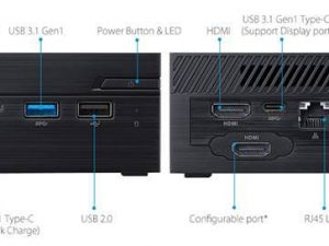 ASUS MINI PC PN60-BB5019MD Compact mini PC i5