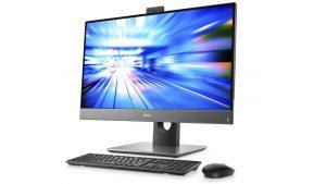 """Dell Optiplex 7770 AIO 27"""" Intel Core I7-9700   16GB/512GB SSD   27in Touch"""