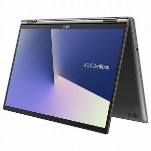 מחשב נייד אסוס  ASUS UX463FA-AI052T i7-10510 14.0 8GB on board PCIEG3x4 NVME 1TB M.2 SSD Win10 Grey
