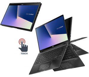 מחשב נייד Asus ZenBook Flip 14 UX463FA-AI058T אסוס