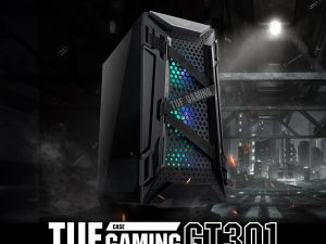 ASUS GT301 TUF GAMING CASE BLACK INTEL CORE-i9 9900K 64gb RAM RTX2080TI-11G HDMI DP*2 U-C 11G D6 כולל קירור מים למעבד