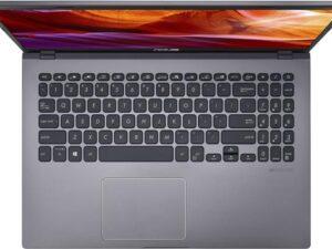 מחשב נייד ASUS X509JA-EJ032T i7-1065G 15.6 8GB  512GB M.2 SSD WIN 10 Silver