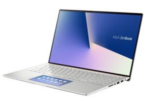 מחשב נייד ASUS ZENBOOK UX534FTC-A8326T -i7-10510/15.6/16GB on board/ 1TB SSD  M.2 SSD/ GTX1650 GDDR5 4GB/Win10/1Y/Silver  –