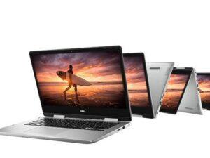 DELL INSPIRON 5491  N5491-9233 14.0 2IN1 FHD TOUCH/I7-10510U/16GB/512GB/NVIDIA MX230