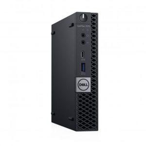 Dell OPTIPLEX 7070 MFF I7-9700T/512GB SSD/16GB/WIN10PRO 64B/WIFI/3Y-OS