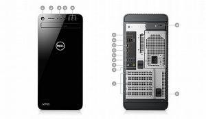 מחשב Intel Core i7 Dell XPS 8930 XPS8930-8555 דל