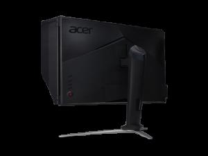 ACER NITRO  UM.HX3EE.P12  XV273KPBMIIPPRZX  4K UHD Brightness 400 cd/m² Peak (HDR Mode) Colour Black מסך גיימינג כולל רמקולים