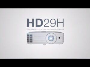 מקרן OPTOMA דגם HD29H