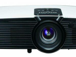 מקרן Ricoh PJ WX5461 Projector 4,100 lumens WXGA Conference Room Projector
