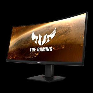 """מסך מחשב גיימינג קעור Asus VG35VQ 35"""" VA LED"""