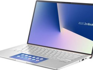 ASUS UX434FQ-A5063T -i7-10510 14.0 16GB on board PCIEG3x2 NVME 1TB M.2 SSD  MX350 GDDR5 2GB Win10 Silver