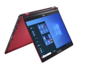 """LIFEBOOK U939X  FJE-LP-00243 13.3"""",Intel® Core™i7-8665U,NVM1TB,Win10 Pro,RED נייד במשקל 990 גרם"""