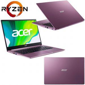 Swift 3 SF314-42-R6T8 NX.HULEC.003 AMD Ryzen 7 4700U  16GB LPDDR4  512GB PCIe NVMe SSD  14 Inch FullHD