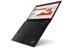 מחשב נייד לנובו Lenovo ThinkPad T14s 20T0001AIV i7-10510U 16GB 1TB Touch