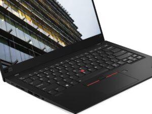 Lenovo ThinkPad X1 Carbon Gen 8 14Inch IPS 2560×1440 WQHD Intel Core I7-10610U 4.9GHz 16GB RAM 1TB SSD M.2 Windows 10 Pro