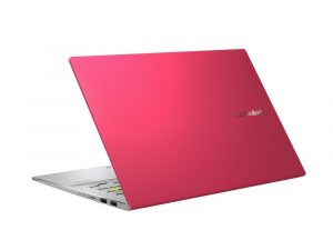 ASUS S433FA-EB174 i5-10210 14.0 8GB  512GB M.2 SSD FD 1 year Backpack Red-Silver