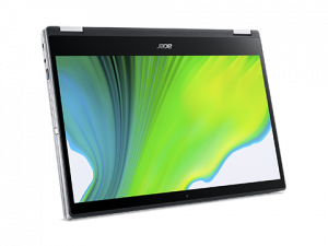 """Spin 3 (SP314-54N-56ZQ)  Intel® Core™ i5-1035G4 16GB Memory 512GB PCIe NVMe SSD Stylus Active Pen  – 14"""" FHD IPS SlimBezel touch panel w/AES"""