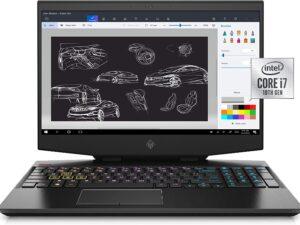 "HP OMEN 15.6"" FHD 15-ek0006nj-1Q0N2EA I7-10750H/32GB/1TB SSD/RTX 2070/WIN 10 HOME/3YW"