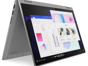 Lenovo IP Flex 5 14IIL05 81X100BNIV  14 Intel Core I5-1035G1 16GB 512Gb 14.0 FHD MX330