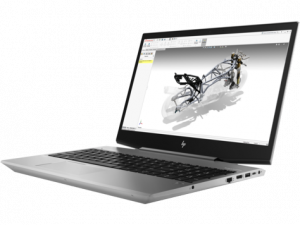 מחשב נייד HP Zbook Studio G5 6TW37EA