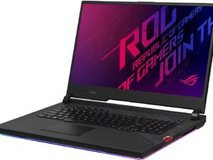 מחשב נייד לגיימרים Asus ROG Strix SCAR 15 G532LWS-HF071T – צבע שחור