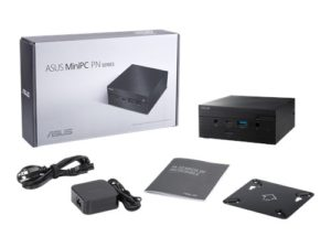 ASUS MINI PC PN62 PN62-BB7063MD i7-10510U Barbone 3Y