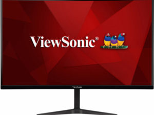 "ViewSonic VX2718-PC-MHD 27"" 165Hz 1ms 1500R Curved Gaming Monitor מסך גיימינג קעור"