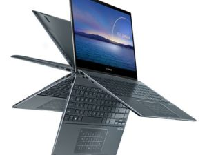 ASUS ZenBook Flip UX363JA-EM047T 13.3 TOUCH-FLIP I5-1035G1  8GB DDR4  256G SSD WIN10 Home 1YOS GREY