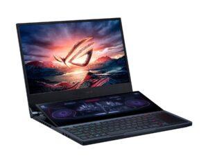 מחשב נייד ASUS GX550LXS-HF187T GX550LXS i7-10875H 15.6 1T-M.2 16G W10 RTX2080-8