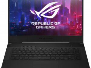 מחשב נייד לגיימרים Asus ROG Zephyrus M15 GU502LW-AZ241T – צבע שחור