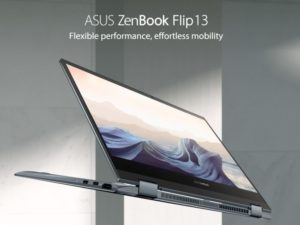 ASUS ZenBook Flip ux363ja-em015t 13.3 FHD TOUCH-FLIP  I7-1065G7 DDR4 16GB  512G SSD WIN10 Home 1YOS GREY