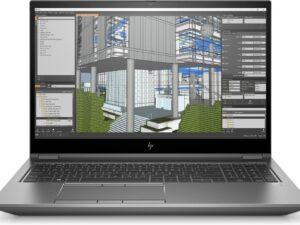 """HP ZBOOK FURY  119X4EA   15.6"""" TOUCHSCREEN  I7-10750H  32GB  1TB SSD  RTX 3000 6GB  WIN10PRO"""