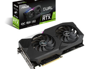 כרטיס מסך Asus GeForce RTX 3070 OC Edition 8GB GDDR6 DUAL-RTX3070-O8