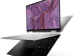Dell XPS13  9310 13.4 UHD+TOUCH I7-1165G7 16GB 1TRSSD INTEL IRIS 4C WIN10PRO SILVER 3YOS