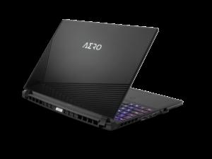 מחשב נייד 15.6  GIGABYTE AERO15 RP65XC I7-10870H RTX3070Q-8GB 32GB UHD 3840×2160 HDR400