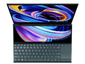 ASUS  UX482EG-HY051T  14.0 FHD  i7-1165G7   32GB DDR4  1TB M.2 SSD   MX450  Win 10 Home  Celestial Blue  1 year OSS