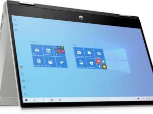 מחשב נייד – HP Pavilion x360 14 inch  i7-1165G7 4.7GHz 1TB 16GB Win10 Home – צבע כסף