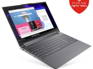 מחשב נייד Lenovo Yoga 9 15IMH5 82DE001MIV לנובו כולל עט