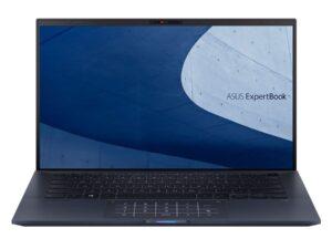 ASUS ExpertBook B9450FA-BM0847R™ i7-10510U  14.0 FHD  DDR3 16G  512GB M.2 SSD WIN10 PRO 3yr OS BLACK