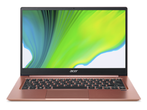 מחשב נייד 14 ACER Swift 3 NX.A0REC.001 צבע ורוד