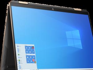 "HP Spectre x360  308J3EA 13.5""FHD 14-ea0005nj i5-1135 G7 8GB 512GB Intel IrisXe W10H6 Nightfall black FP 1YOS"