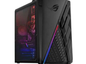 ASUS G35DX-IL005T AMD Ryzen 7-3700X 1TB M.2 SSD  32GB DDR4 WIN10 Home Rtx 2060S-8GB  3 year OS BLACK