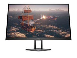 "HP Monitor OMEN 8AC94AS 27i 27"" IPS 165HZ 1MS 2K 2560X1440 G-SYNC DP/HDMI USB VESA Gaming Monitor 3YW"