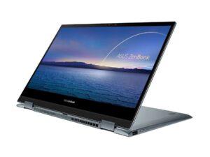 ASUS BX363EA-HP327R 13.3 FHD Touch-Flip  i7-1165G7 16GB DDR4 1TB M.2 SSD Win 10 PRO GREY 3 year