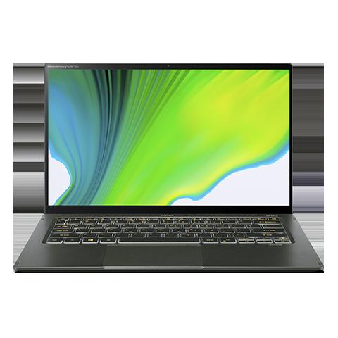 Acer-Swift-5_SF514-55_FP_Green_modelmain (1)